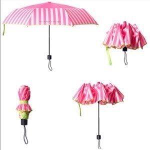 Victoria's Secret umbrella ☂New Pink neon yellow💝